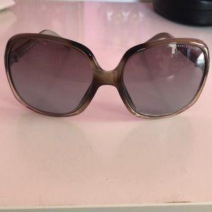 Armani Exchange sunglasses.